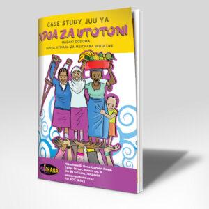 Comic Booklet: Msichana Initiative