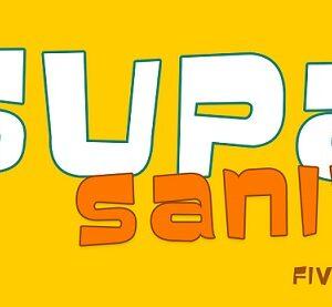 Animation Campaign: SUPA SANITAIZA